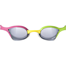 arena Cobra Ultra Mirror Goggle colourful